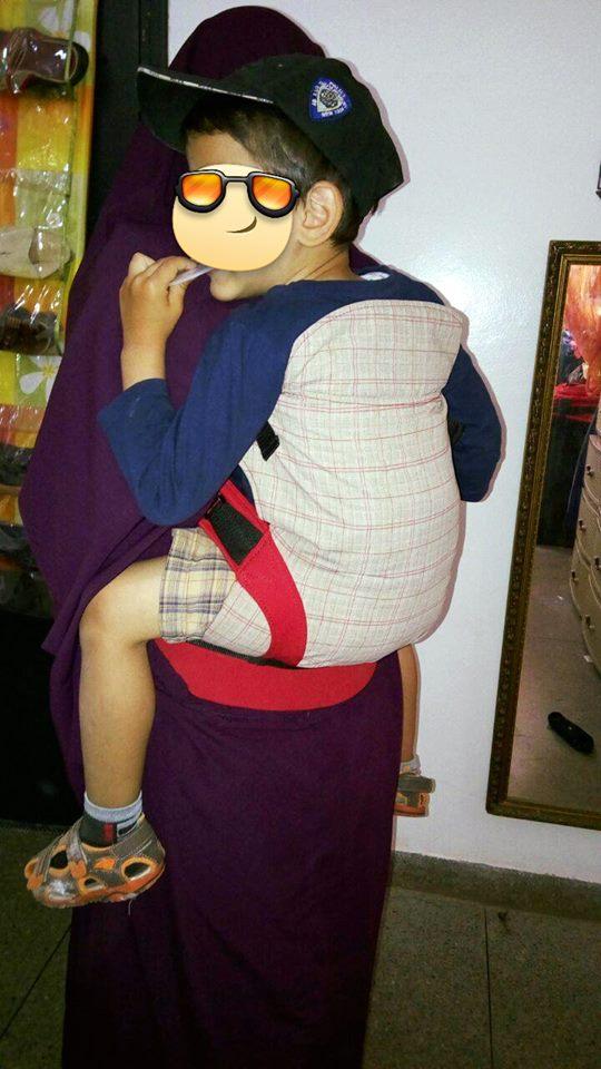 porte bébé physiologique, porte bébé préformé, physioform,